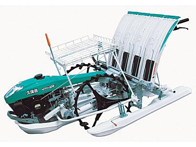 久保田2ZS-4(SPW-48C)手扶插秧機