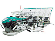 久保田2ZS-6SPW-68C手扶插秧机