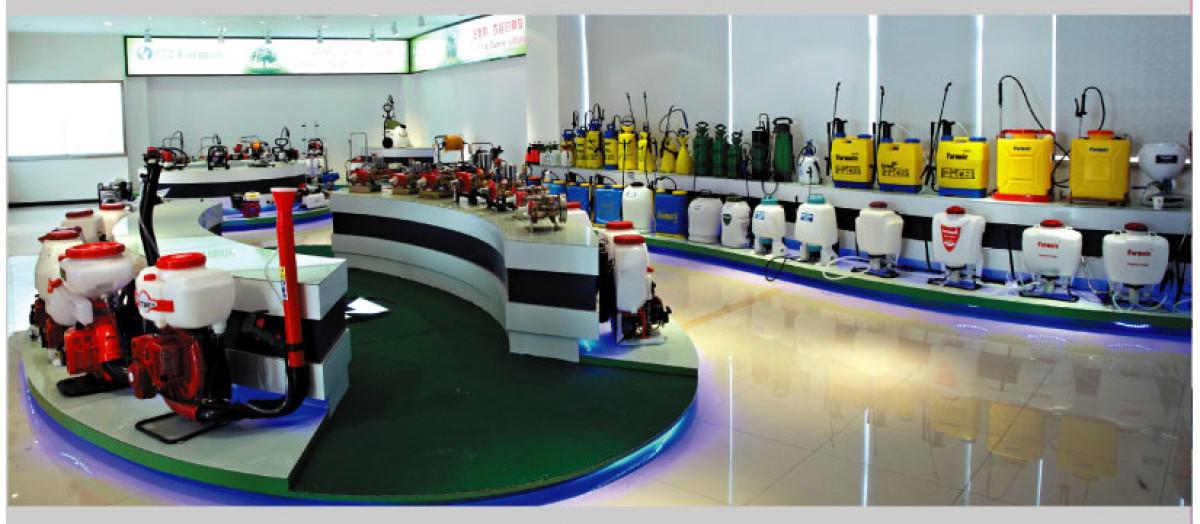 台州信溢农业机械有限公司