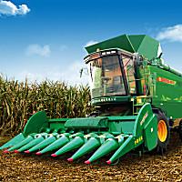 寧聯4YZL-8AYS玉米籽粒收獲機