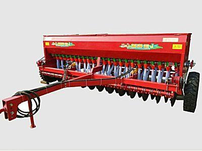胜大24行牵引式小麦播种机