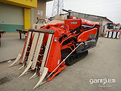 出售2012年久保田688收割机