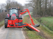 库恩公司推出新款绿篱修剪机
