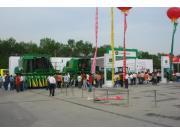 约翰迪尔参加第九届新疆国际农业机械博览会