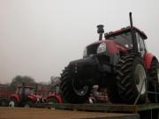 中国一拖大马力拖拉机出口蒙古