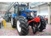 福田雷沃2654ETX洲際版拖拉機量產