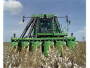 约翰迪尔组织机采棉技术培训