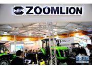 中联重机携农机新品亮相意大利博洛尼亚国际农机展览会