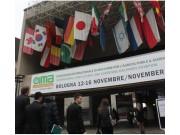 EIMA2014国际农机展开幕 中联重机盛装亮相意大利