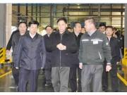 河南省副省长张维宁到中联重机调研