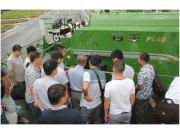 南方早稻大面积收割 奇瑞重工水稻机成为主力机型
