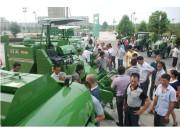奇瑞重工在赣鄱大地刮起农机抢购旋风