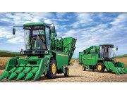 约翰迪尔推出Y110(3行)和Y115(4行)玉米收割机