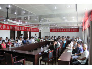 山東省2014年潤源玉米收獲機現場演示會圓滿結束