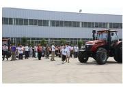 2014中国农机手大赛首站山东分赛在日照落下帷幕
