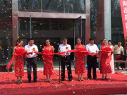 爱科中国第二家专营品牌形象店于蒙西盛大开业