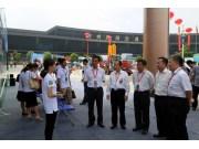 全国首次甘蔗生产全程机械化农机展在柳州国际会展中心举行