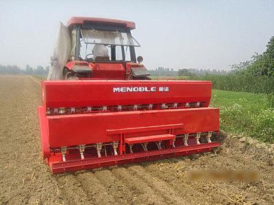 2014年水稻直播技术交流会在中国农机院召开