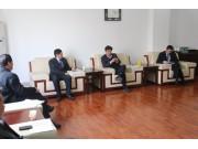 中联重机访问广西自治区农机局