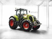 濃縮的力量——科樂收(CLAAS) AXION 800系列拖拉機