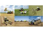 科乐收(CLAAS)牧草收获全程机械化产品适配表