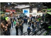 赛迈道依茨-法尔亮相2015年法国国际农业机械展览会
