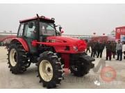 LS农场乐星拖拉机二次赠机仪式在辽宁成功举办