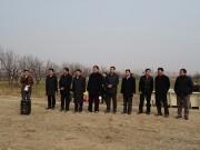 天津市百万亩农机深松整地作业正式启动