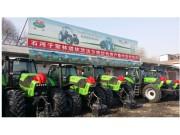 常林道依茨法尔在北疆地区举行产品交付会