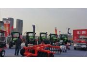 常林道依茨法尔亮相吉林农机产品展示会引发购机热潮