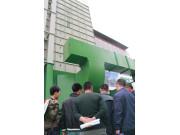 谷王DF350开创横混流联合烘干先例