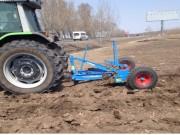 瑞丰盈携手雷肯整地设备亮相吉林省春季整地农机具演示会