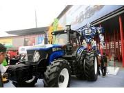 更高效 更舒适 雷沃推出第三代拖拉机