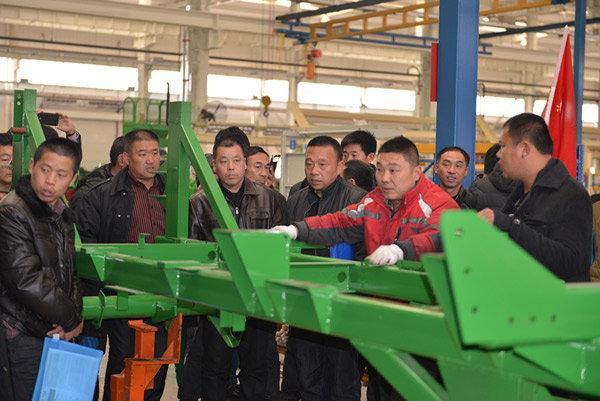 天津拖拉机