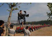 中国农业发展银行20年庆典宣传片在五征拍摄