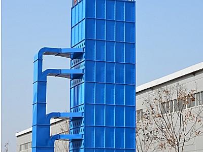 中農福安與邯鄲金獅棉機成功研發新型烘干機