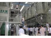 国内首批30吨高端横混流式谷王烘干机交付用户
