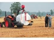 安徽省午季秸秆还田已超2600万亩