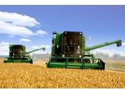 收割机基本饱和 粮食加工机械将迎增长热点
