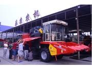 乐农农机:机手试乘试驾活动圆满成功