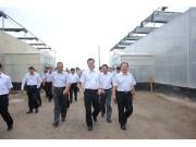 日照市委书记杨军到新疆五征绿色农业公司调研