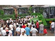 中聯重科谷王新型玉米機熱銷安徽