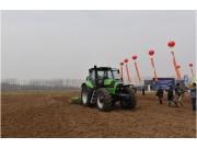 山东常林道依茨法尔自动驾驶拖拉机引领行业风向标