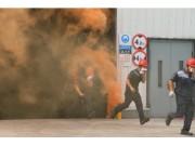 山東常林道依茨法爾公司消防與逃生疏散演習舉行