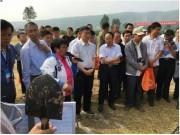 常林道依茨法爾參加甘肅省深松整地作業現場演示會