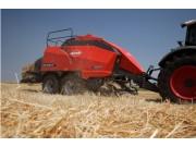 库恩LSB1290ID高密度大方捆打捆机当选中国农业机械年度产品技术创新奖