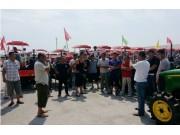 """黑龙江""""常林·谷丰""""玉米收获机产品推介会成功举行"""