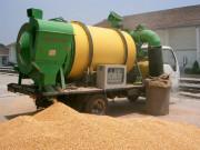 稻谷收晒成难题 烘干机亟需推广
