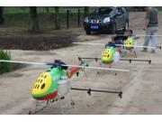 飛躍最大的農場 高科新農無人機在全國新型植保機械會上精彩亮相