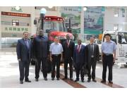 加纳农业食品部长菲菲·奎蒂来五征考察